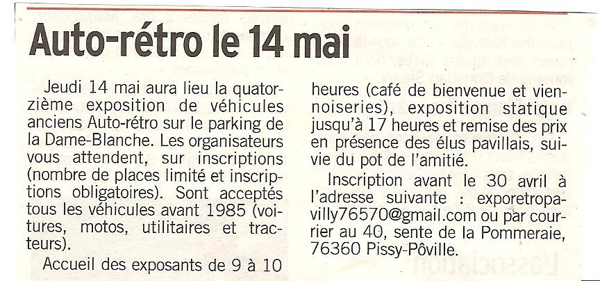 Courrier Cauchois du 24 avril 2015 001